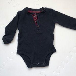Black bodysuit 6M
